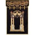 Shar Vilna Parochet - Parochoth - Holy Ark Covers Special Designs