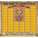 Quadrangular Boards 66 Plaques Brut 46 Plaques Net Size 95cm X 105cm